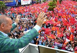 Son dakika Cumhurbaşkanı Erdoğandan İnceye YSK cevabı