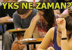 YKS TYT sınavları ne zaman yapılacak