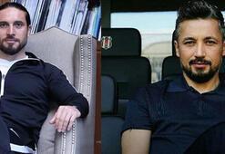 Şenol Güneş, İlhan Mansız ve Mustafa Doğanla görüştü