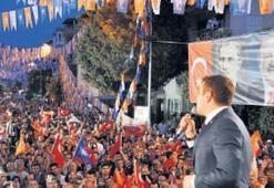 Buca, 'Güçlü Türkiye' dedi