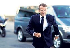 Macron'a kızıp, gazını kestiler