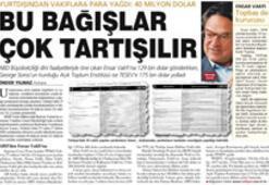 Bağış listesine Hrant Dink Vakfı'ndan itiraz