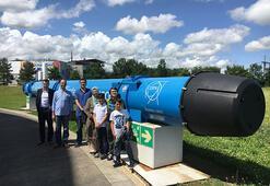 Eskişehirli çocuklar CERNi gezdi