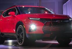 2019 Chevrolet Blazer tanıtıldı