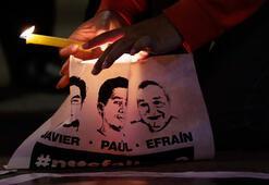 Kolombiyada öldürülen gazetecilerin cesetleri bulundu
