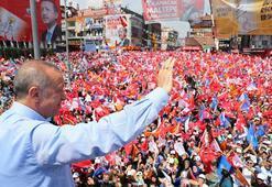 Cumhurbaşkanı Erdoğan: Tehdide başladılar, sıkıysa şehir merkezine gelin