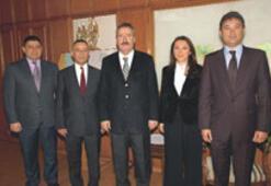 Kıraç'a, TABA İzmir şubesinden davet