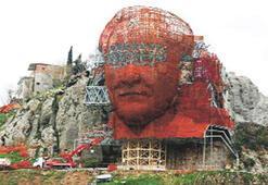 3.2 milyon TL'ye çakma Rushmore