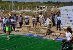 Antalya Open Tenis Turnuvasına özel açılış