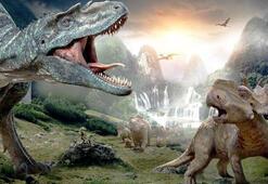 Dinozorlar sanıldığı gibi dillerini dışarı çıkarmıyormuş