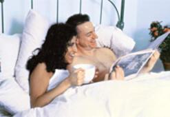 Zengin erkeğin eşi yatakta daha mutlu