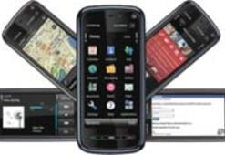 iPhone'a sıkı rakip, Nokia Tube