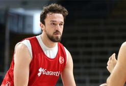 Sertaç Şanlı: Euroleague'de oynamak heyecan verici