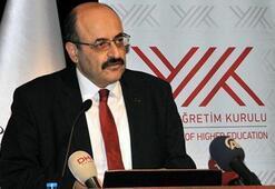 YÖK Başkanı Saraçtan ALES açıklaması