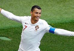Cristiano Ronaldo 62 yıllık rekoru kırdı