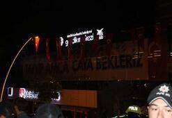 Cumhurbaşkanı Erdoğan, Tayyip amca çaya bekleriz pankartına kayıtsız kalmadı