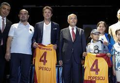 Gheorghe Popescu, Ankaraya geldi