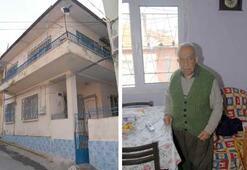 Emekli Albay ve eşine bereli hırsız dehşeti