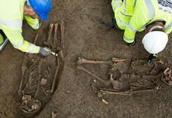 Korkunç şekilde öldürülmüş Romalı askerlere ait kalıntılar keşfedildi