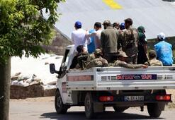 Leylanın kaçırıldığı bölgede, beyaz renkli minibüs çocukların kabusu oldu