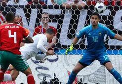 Portekiz-Fas: 1-0