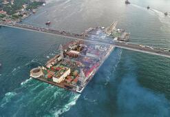 Dünyanın en büyüğü İstanbul Boğazından geçiyor