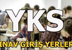ÖSYM YKS sınav giriş yerlerini erişime açtı YKS sınav giriş belgesi sorgulama