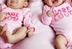 İkiz bebekler artıyor