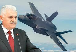 F-35'lerin teslimine ilişkin Başbakan Yıldırımdan açıklama