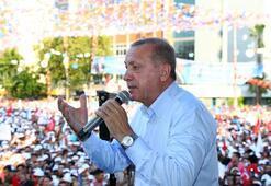 Cumhurbaşkanı Erdoğandan İnceye: Bir dershaneyi yönetemeyen bu ülkeyi yönetebilir mi