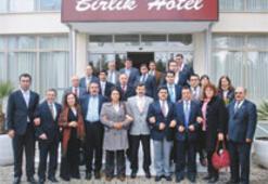 CHP Buca örgütü güçbirliği sergiledi