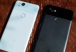 Google Pixel 3XL tek arka kamera ve çentikle gelecek