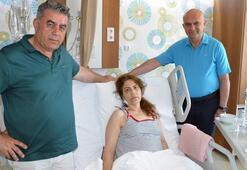 Alman doktorların söyledikleri şoke etti Son çare Türkiyeye geldiler ve...