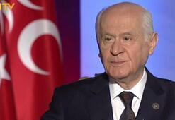 MHP lideri Bahçeli: Erdoğanı rakipsiz görüyorum