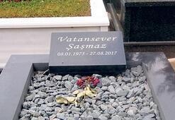 Babalar Günü'nde mezarı boş kaldı