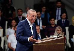 Cumhurbaşkanı Erdoğan gençlerin sorularını yanıtladı Önemli olan ilk adım...