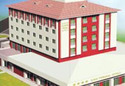 Çan'ın iki yıl içinde termal oteli olacak