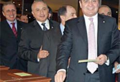 İSO'da Küçük yine başkan Bahçıvan meclis başkanı