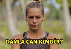 Survivor Damla Can kimdir Gönüllüler takımı 2018