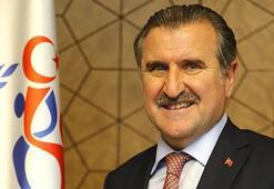 Spor Bakanı Osman Aşkın Bak: 2020de ciddi bir sıçrama yapacağız