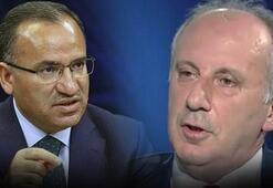 Son dakika | Hükümet sözcüsü Bozdağdan çok konuşulacak İnce iddiası