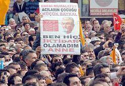 Erdoğanı güldüren pankart