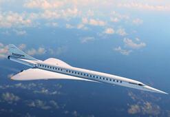 Şangaydan Los Angelesa gitmek 5 saat sürecek Süpersonik hava yolculuğu bir anda patlayabilir