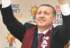 Erdoğan: Valimi Baykal'a yedirmem'