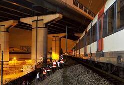 Pariste Lille taraftarlarına tren çarptı: 2 ölü
