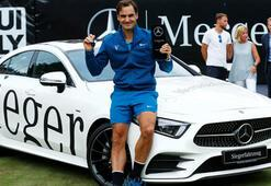 Stuttgart Açıkta şampiyon Federer