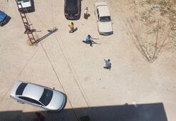 Son dakika haber: Şanlıurfa'da silahlar konuştu Yaralılar var...