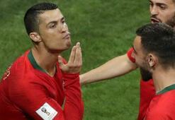 Ronaldo: Ben lanet bir keçiyim