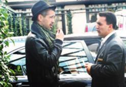 Colin Farrell'ın İstanbul kaçamağı