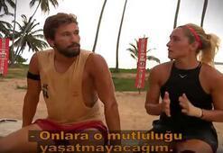 Survivor dokunulmazlık kolyesini kimler kazandı Survivor eleme adayları kimler oldu